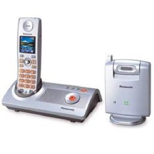 Telefono inalambrico digital panasonic kx - tg9140 con