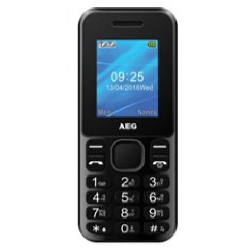 "TELEFONO MOVIL AEG M1220 PANTALLA 1.8"""