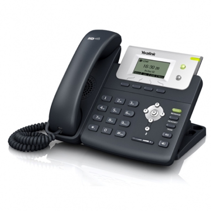 Telefono ip yealink sip - t21p full duplex