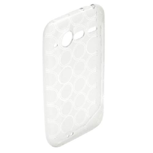 Carcasa smartphone hisense hs - u950 silicona transparente