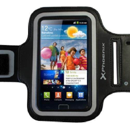 Brazalete deportivo phoenix funda telefonos smartphones