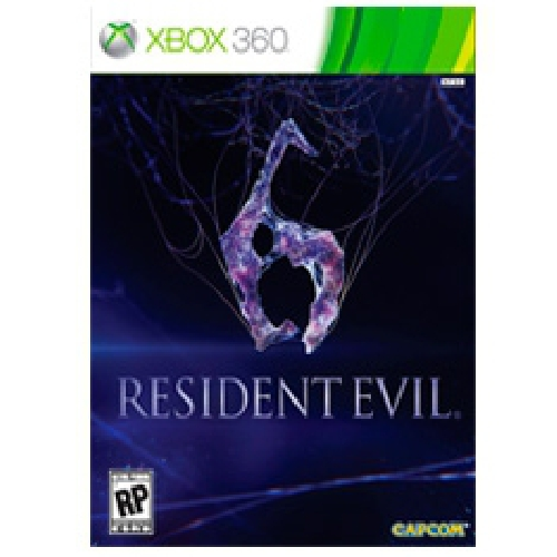 JUEGO XBOX 360 - RESIDENT EVIL