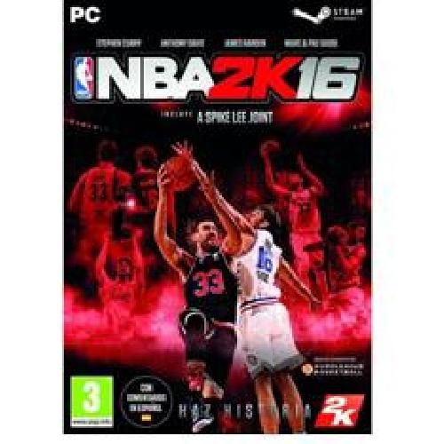 JUEGO NBA 2K 16 PC