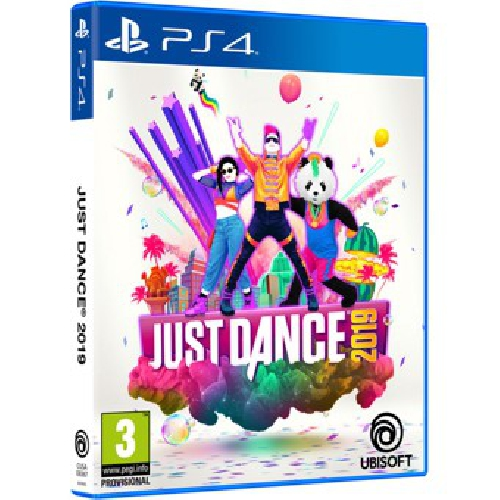 JUEGO PS4 - JUST DANCE 2019