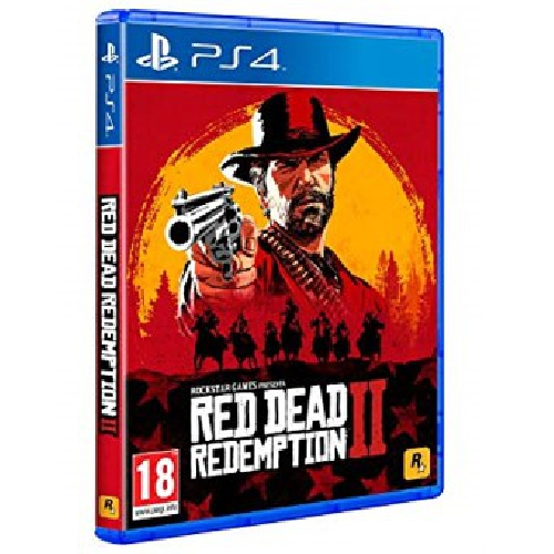 JUEGO PS4 - RED DEAD REDEMPTION