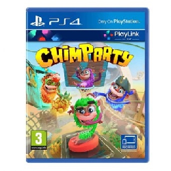 JUEGO PS4 - CHIMPARTY
