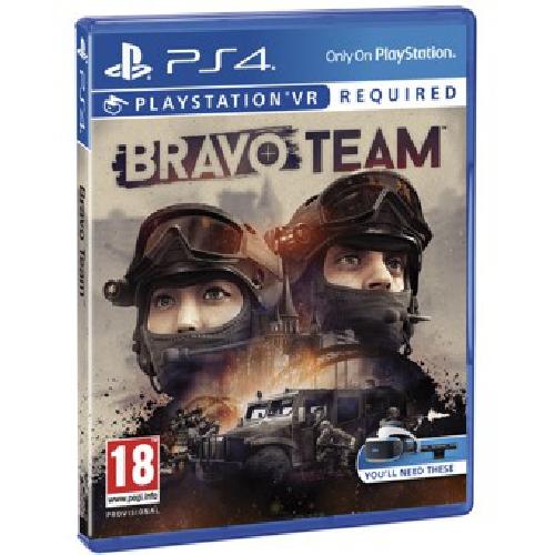JUEGO PS4 - BRAVO TEAM