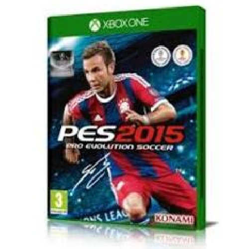 JUEGO XBOX ONE PRO EVOLUTION SOCCER