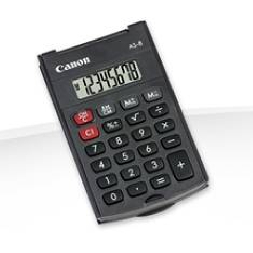 Calculadora canon bolsillo as - 8 8 digitos