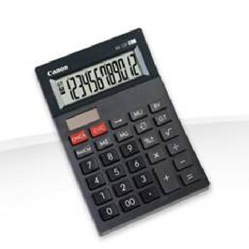 Calculadora canon sobremesa as - 120 12 digitos