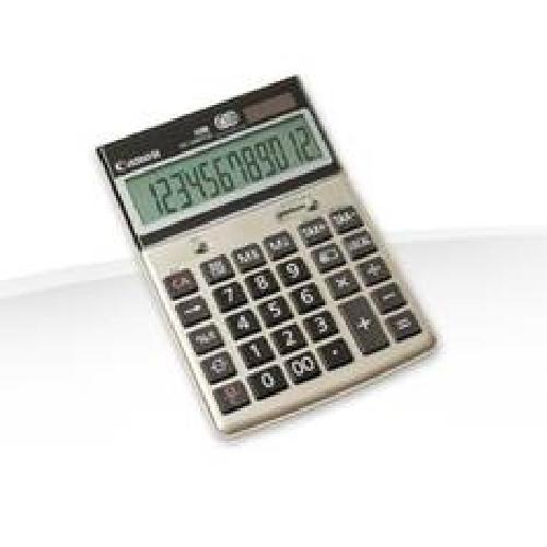 Calculadora canon sobremesa hs - 1200 tcg hwb