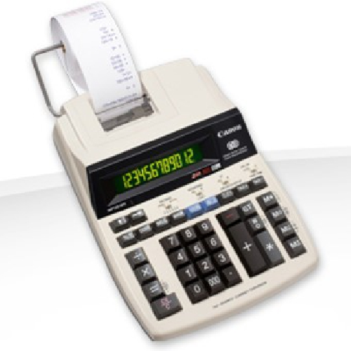 Calculadora canon sobremesa pro mp120mg 12