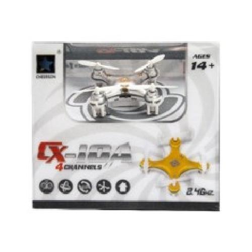 DRONE CHEERSON CX10A 4CM 12GR GIROSCOPIO