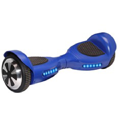 SCOOTER PATINETE DENVER DBO-6530 AZUL 6.5""