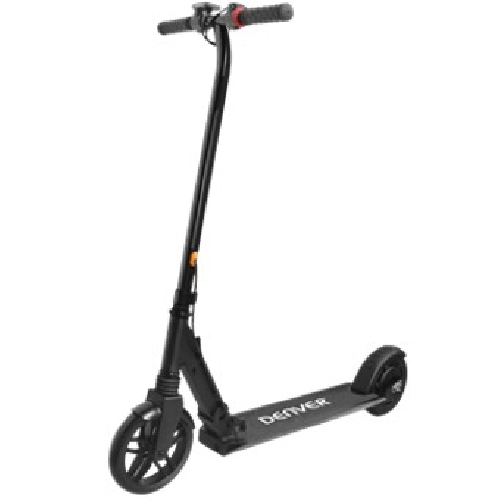 SCOOTER PATINETE ELECTRICO DENVER SCO-80100 NEGRO