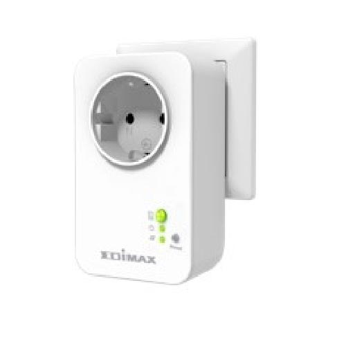 Enchufe inteligente wifi edimax sp - 1101w gestionable