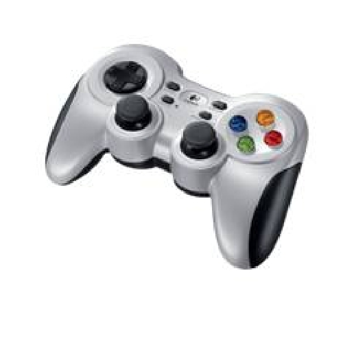GAMEPAD LOGITECH F710 WIRELESS 2.4GHZ GAMING