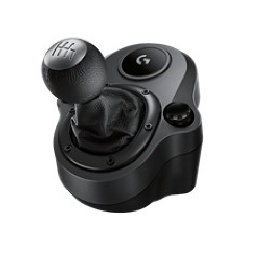 Palanca cambios logitech driving force shifter