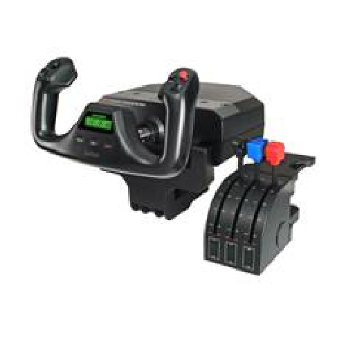 Joystick logitech pro flight yoke pc
