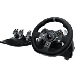 Volante logitech g920 gaming driving force