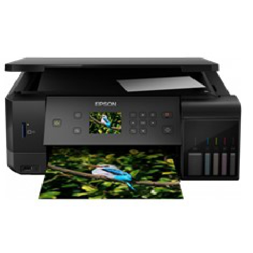Multifuncion epson inyeccion color ecotank et - 7700