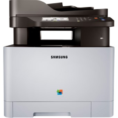 Multifuncion samsung laser color sl - c1860fw see