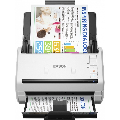 Escaner sobremesa epson workforce ds - 530 a4