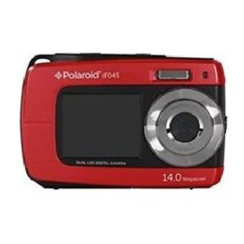Camara digital polaroid if045 roja 14mp