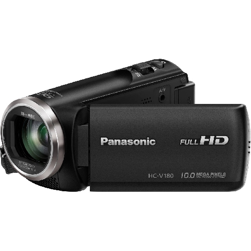 VIDEOCAMARA DIGITAL PANASONIC HC-V180 FULL HD