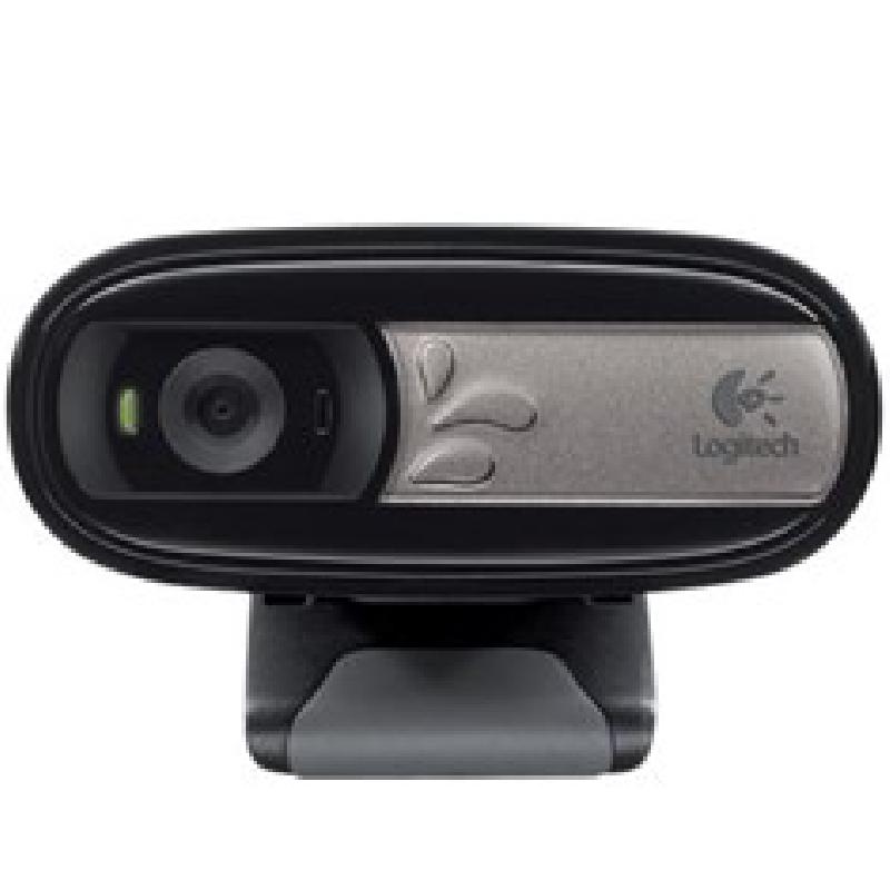 WEBCAM LOGITECH C170 NEGRA 5MP USB
