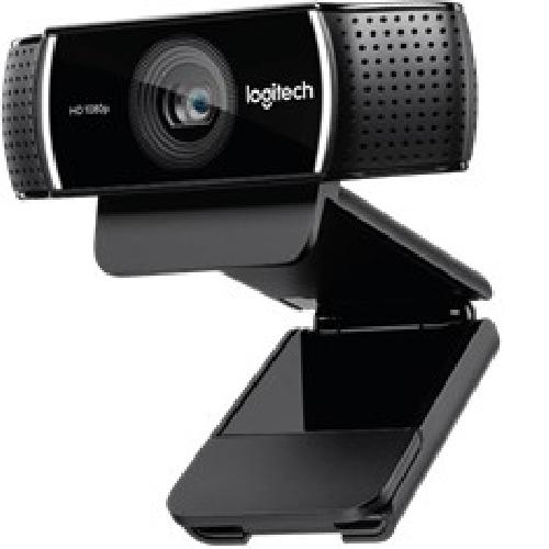 Webcam logitech c922 pro stream full