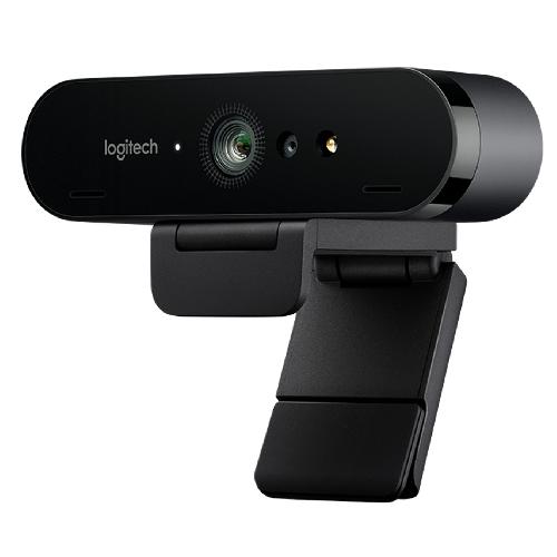 Webcam logitech brio ultra hd 4k