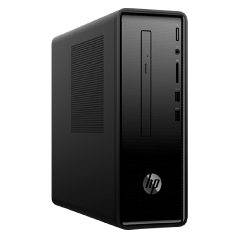 Ordenador hp slim 290 - p0088ns i3 - 8100 8gb
