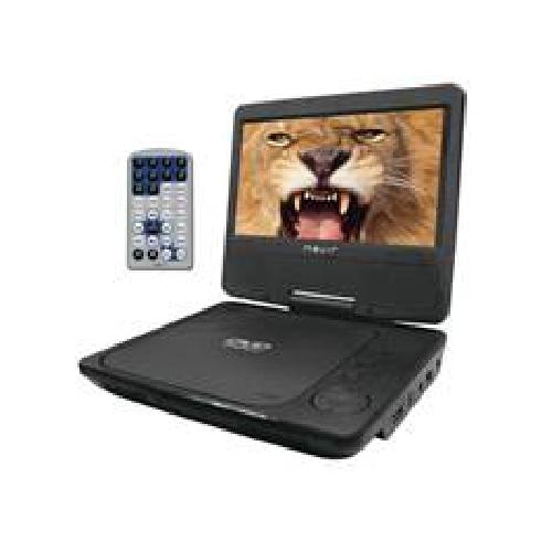Dvd portatil nevir 7pulgadas nvr - 2790dvd - pcu negro
