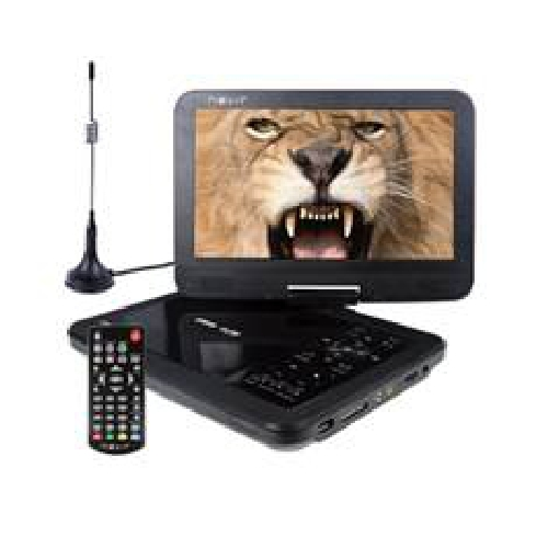Dvd portatil nevir 10.1pulgadas nvr - 2768dvd - puct2 negro