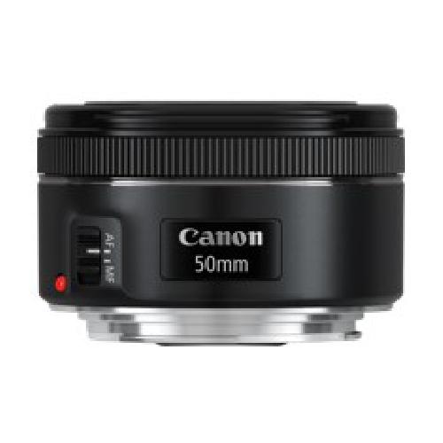 Objetivo canon ef 50 mm f:1.8