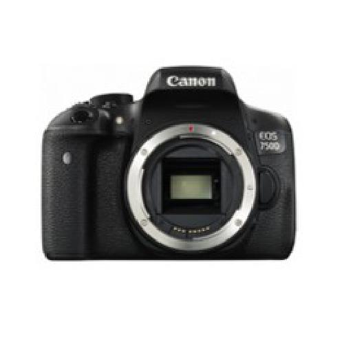 Camara digital reflex canon eos 750d