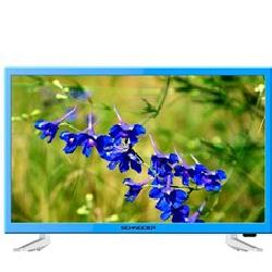 "TV SCHNEIDER 23.6"" LED HD AZUL"