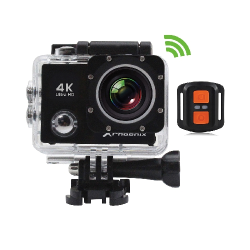 Video camara sport phoenix xsport4k wifi