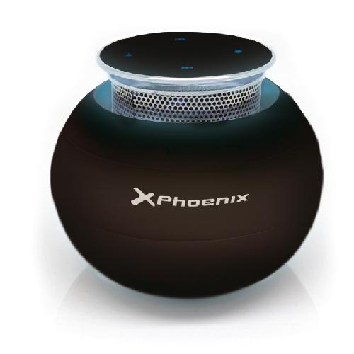 Altavoz portatil phoenix ufoboom universal bluetooth