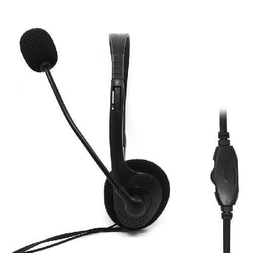 Auriculares con microfono phoenix phmk610mv+ sonido
