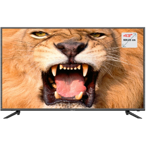 "TV NEVIR 43"" LED FHD NVR-7802-43FHD-2W-N"