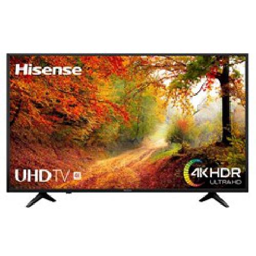 """TV HISENSE 43"""" LED 4K UHD"""