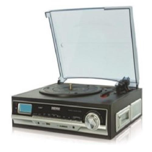 GIRADISCOS TOCADISCOS DAEWOO FUNCION ENCODER MP3