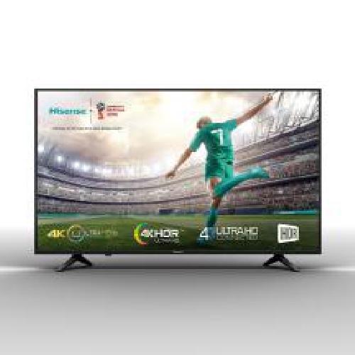 """TV HISENSE 50"""" LED 4K UHD"""