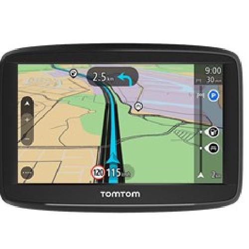 """GPS TOMTOM START 52 5"""" MAPAS"""
