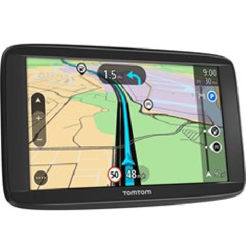 """GPS TOMTOM START 62 6"""" MAPAS"""