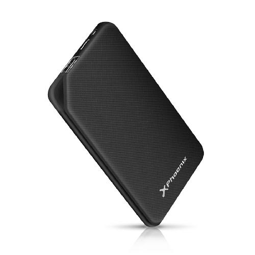 Bateria externa portatil power bank phoenix