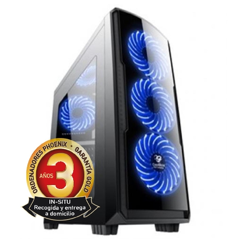 ORDENADOR PHOENIX GAMING THERION INTEL CORE
