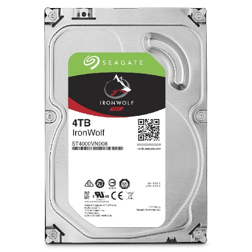 Disco duro interno hdd seagate ironwolf